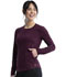 Photograph of Infinity Women Long Sleeve Underscrub Knit Tee Red CK765-WIBA