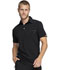 Photograph of Infinity Men's Men's Polo Shirt Black CK825A-BAPS