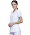 Photograph of Infinity Women V-Neck Top White CK865A-WTPS