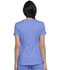 Photograph of Statement Women Y-Neck Top Blue CK876-CIE
