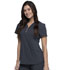 Photograph of Statement Women Y-Neck Top Gray CK876-PWT