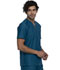 Photograph of Cherokee Form Men Men's V-Neck Top Blue CK885-CAR