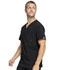 Photograph of Infinity by Cherokee Men's Men's V-Neck Top Black CK900A-BAPS