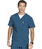 Photograph of Cherokee Infinity Men's Men's V-Neck Top Blue CK900A-CAPS