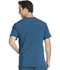 Photograph of Infinity Men Men's V-Neck Top Blue CK900A-CAPS