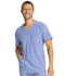 Photograph of Infinity Men's Men's V-Neck Top Blue CK900A-CIPS
