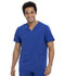 Photograph of Infinity Men Men's V-Neck Top Blue CK900A-GAB
