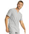 Photograph of Infinity Men's Men's V-Neck Top Gray CK900A-GRY