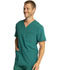Photograph of Infinity Men's Men's V-Neck Top Green CK900A-HNPS