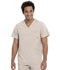 Photograph of Infinity Men Men's V-Neck Top Khaki CK900A-KAK