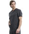 Photograph of Infinity Men's Men's V-Neck Top Gray CK900A-PWPS