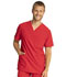 Photograph of Infinity Men's Men's V-Neck Top Red CK900A-RED