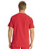 Photograph of Infinity Men Men's V-Neck Top Red CK900A-RED