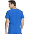 Photograph of Infinity Men Men's V-Neck Top Blue CK900A-RYPS