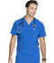 Photograph of Infinity Men's Men's V-Neck Top Blue CK900A-RYPS