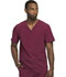 Photograph of Infinity Men Men's V-Neck Top Red CK900A-WNPS