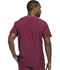 Photograph of Infinity Men's Men's V-Neck Top Red CK900A-WNPS