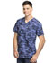 Photograph of Infinity Men's Men's V-Neck Top Down The Line CK902-DWLN