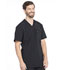 Photograph of Infinity Men Men's Tuckable V-Neck Top Black CK910A-BAPS
