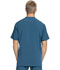 Photograph of Infinity Men's Men's V-Neck Top Blue CK910A-CAPS