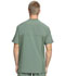 Photograph of Cherokee Infinity Men's Men's V-Neck Top Green CK910A-OLPS