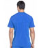 Photograph of Infinity Men Men's V-Neck Top Blue CK910A-RYPS