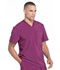 Photograph of Infinity Men's Men's V-Neck Top Red CK910A-WNPS
