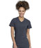 Photograph of Infinity Women V-Neck Top Neutral CK925A-HTCH