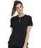 Photograph of Infinity Women Round Neck Top Black CK926A-BAPS