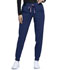 Photograph of Katie Duke iFlex Women's Mid Rise Jogger Blue CKK070-NAV