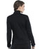Photograph of Katie Duke iFlex Women Zip Front Knit Jacket Black CKK361-BLK
