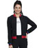 Photograph of Katie Duke iFlex Women's Bomber Jacket Black CKK385-BLK