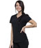 Photograph of Katie Duke iFlex Women V-Neck Top Black CKK815-BLK