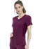 Photograph of Katie Duke iFlex Women V-Neck Top Red CKK817-WIN