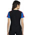 Photograph of Katie Duke iFlex Women Zip Neck Top Black CKK821-BLK
