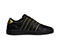 Photograph of K-Swiss Women's CMFIICOURTPRO Black/Gold CMFIICOURTPRO-BKGD