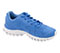 Photograph of K-Swiss Women's CMFX160TUBES FrenchBlue,White CMFX160TUBES-FFBW