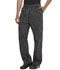 Photograph of Dickies Chef Unisex Traditional Baggy 3 Pocket Pant in Black/White Stripe