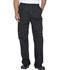 Photograph of Dickies Chef Men's Men's Classic Elastic Waist Zip Trouser Black DC13-BLK