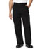 Photograph of Dickies Chef Men's Men's Classic Zip-Fly Dress Pant Black DC16-BLK