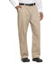 Photograph of Dickies Chef Men's Classic Zip-Fly Dress Pant in Khaki