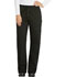 Photograph of Dickies Chef Women's Elastic Drawstring Low Rise Pant in Black