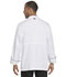 Photograph of Dickies Chef Unisex Cool Breeze Chef Coat with Piping in White With Royal