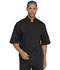 Photograph of Dickies Chef Unisex Cool Breeze Chef Coat in Black
