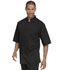 Photograph of Dickies Chef Unisex Unisex Cool Breeze Chef Coat Black DC412-BLK