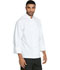 Photograph of Dickies Chef Unisex Classic Cloth Covered Button Coat in White