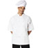Photograph of Dickies Chef Unisex Unisex Classic 10 Button Chef Coat S/S White DC49-WHT