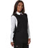 Photograph of Dickies Chef Cobble Bib Apron with Tie Sides in Black
