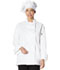 Photograph of Dickies Chef Traditional Chef Hat in White