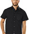 Photograph of Dickies Chef Unisex Poplin Cook Shirt in Black